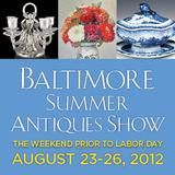Baltimore Summer Antique Show